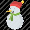 christmas snowman, frosty, iceman, jolly christmas, snowman, snowyman icon