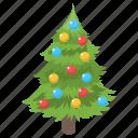 christmas tree, fancy tree, grand fir, mini pine, pine tree