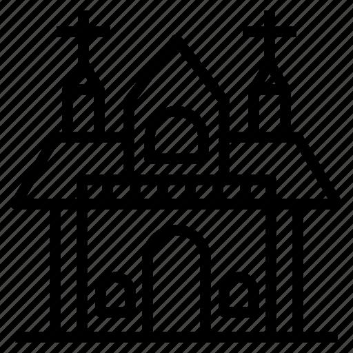 chapel, christianity house, christianty church, church, church building, wedding church icon