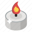 burning candle, candle, candle flame, candle light, paraffin