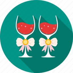alcohol, beverage, bottle, christmas, drink icon