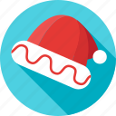 award, christmas, decoration, noel hat, santa, winter icon
