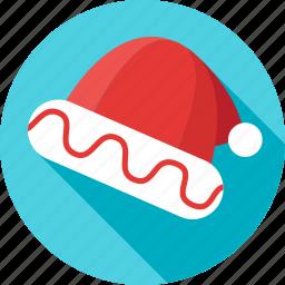 award, christmas, decoration, noel hat, santa, winter icon