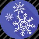 christmas, forecast, holiday, snow, snowflakes, weather, xmas icon