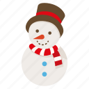 christmas, decoration, frozen, santa, snow, snowman, xmas icon