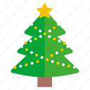 celebration, christmas, decoration, tree, winter, xmas icon