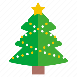 celebration, christmas, decoration, tree, winter, xmas icon