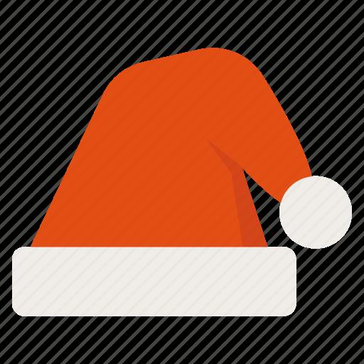 christmas, claus, decoration, hat, holiday, santa, x-mas icon