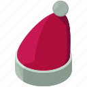 christmas, claus, hat, santa, santas icon