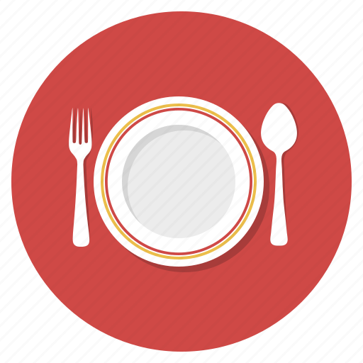 cooking, dinner, food, lunch, plate, restaurant icon
