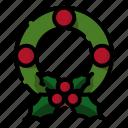 accessories, christmas, decoration, xmas icon