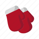 accessories, christmas, gloves, winter icon