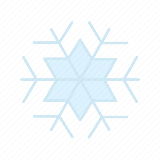 flakes, leaf, snow flakes, winter icon