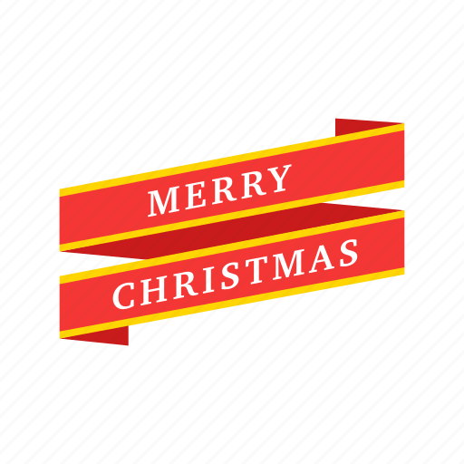 banner, christmas, merry christmas, winter icon