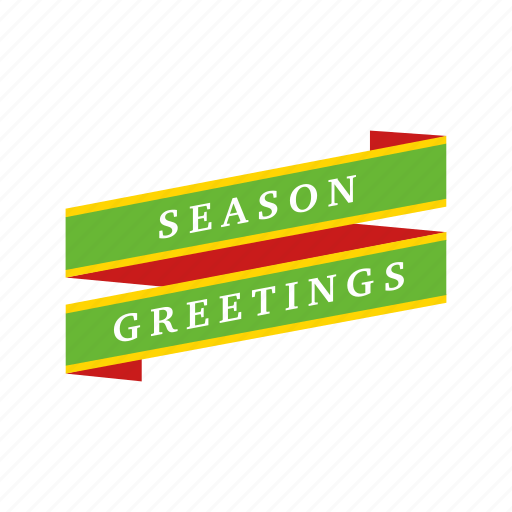 banner, christmas, greetings, season greetings icon