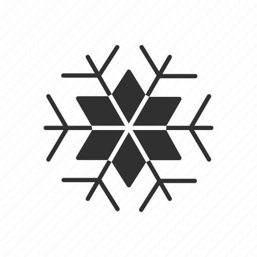 cold, snow, snowflakes, winter icon