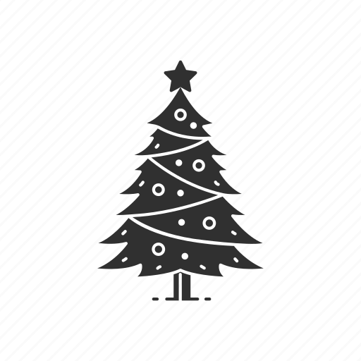 christmas, christmas tree, pine tree, tree icon