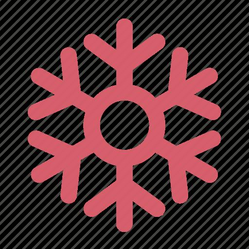 christmas, flake, new year, snow, snowflake, winter, winter icon icon