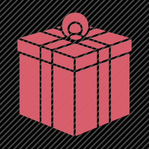 birthday, christmas, gift, gift box, new year, present, xmas icon