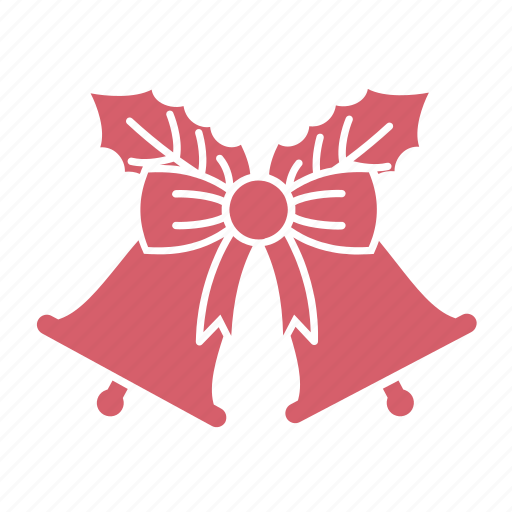 bell, bells, christmas, christmas decoration, decoration, new year, xmas icon