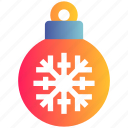 ball, christmas, decoration, easter, holiday, ornaments, snow