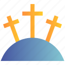 christmas, dead, easter, graveyard, horror, tombstone icon