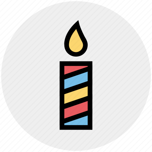 candle, christmas, easter, light, xmas icon
