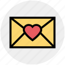 christmas, envelope, heart, letter, love
