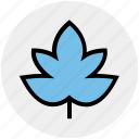 christmas, decoration, easter, leaf, maple, nature, xmas icon