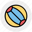 play, basketball, ball, fun, sport, christmas icon