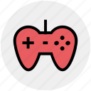christmas, control, device, game, joystick, video game icon