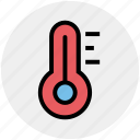 christmas, cold, mercury, temperature, thermometer, vacation, winter icon