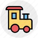 toy, transportation, winter, vacation, train, party, christmas icon
