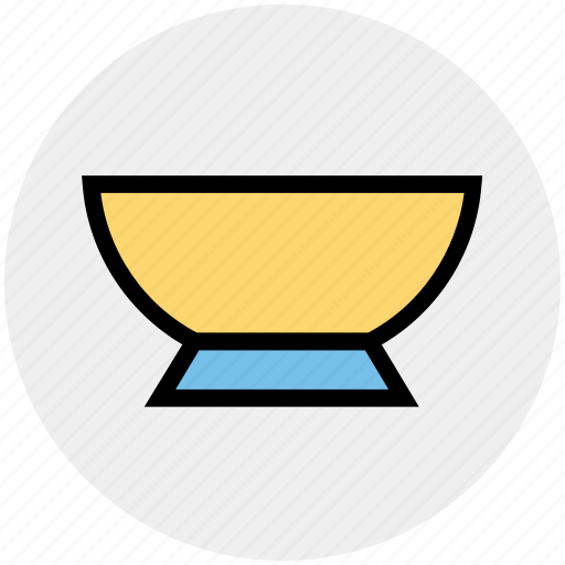 bowl, christmas, cooking, easter, eating, food icon