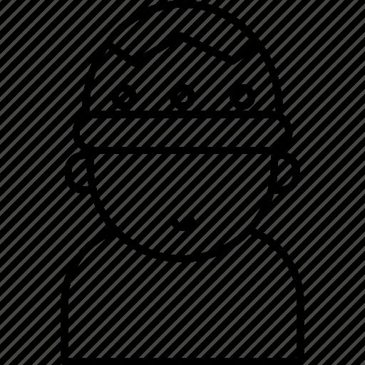 avatar, boy, human, male icon