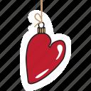 networking, heart, new year, christmas, emoticons, emoji