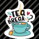 networking, tea, new year, christmas, emoticons, emoji