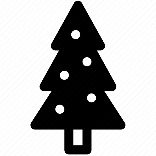 christmas, decorations, holidays, lamps, pine, tree, xmas icon