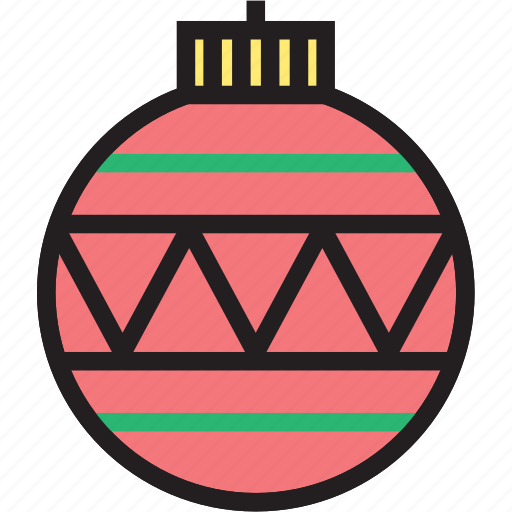 ball, christmas, decoration, ornament, toy, xmas icon