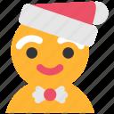 avatar, christmas, cookie, cookieman, holiday, winter, xmas