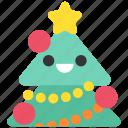 avatar, christmas, christmas tree, decoration, holiday, tree, xmas