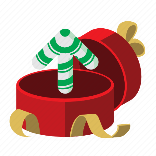 celebrate, gift, open, present, up, upload, xmas icon
