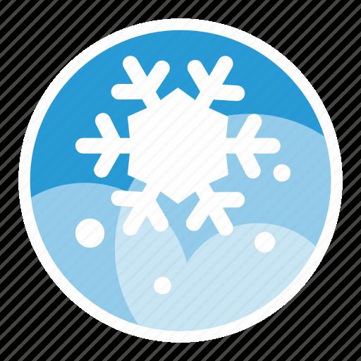 cold, ice, snow, snowflake, winter, xmas icon