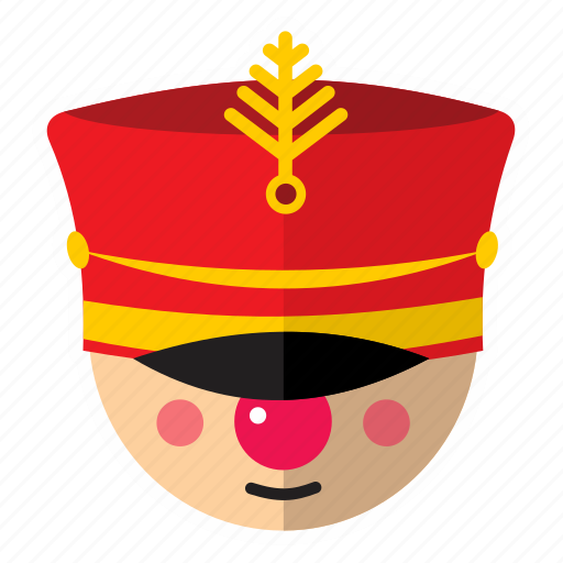 christmas, guard, protect, safety, security, soldier icon