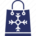 bag, christmas, gifts, ni, presents icon