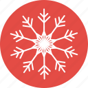 celebration, cold, gift, holiday, ice, snowflakes, xmas icon