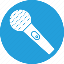 mic, microphone, mike, multimedia, play, record, sound icon