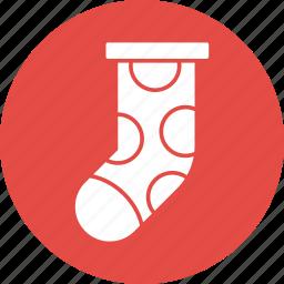 ball, decoration, holiday, ornament, ornaments, socks, winter icon