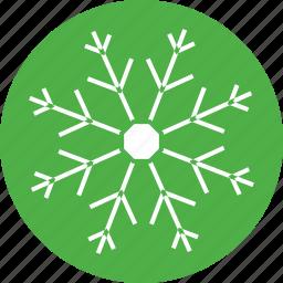 cold, ice, snow, snowflake, snowflakes, winter icon