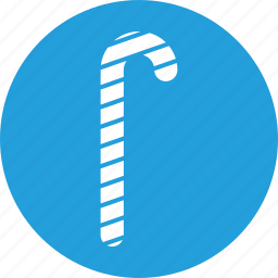cake, candy cane, cane, documents, stick, sweets, treat icon